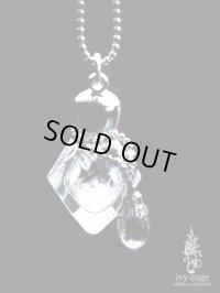 Storm Glass N -Diamond/Rose Amethyst